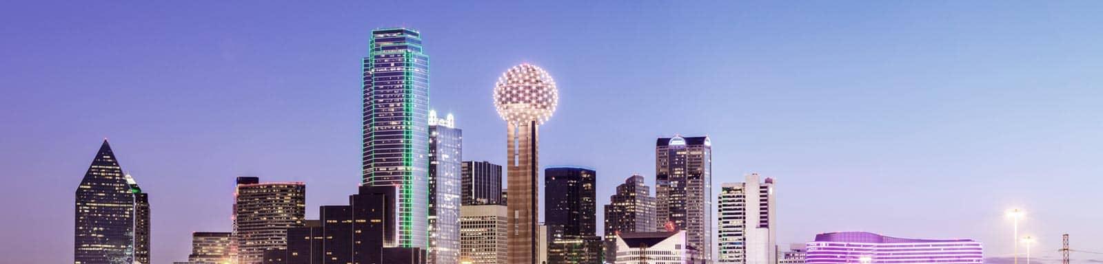 Dallas Skyline Image
